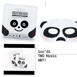 💋 5 for $25!   Soo 'AE PANDA Brightening Mask x 2